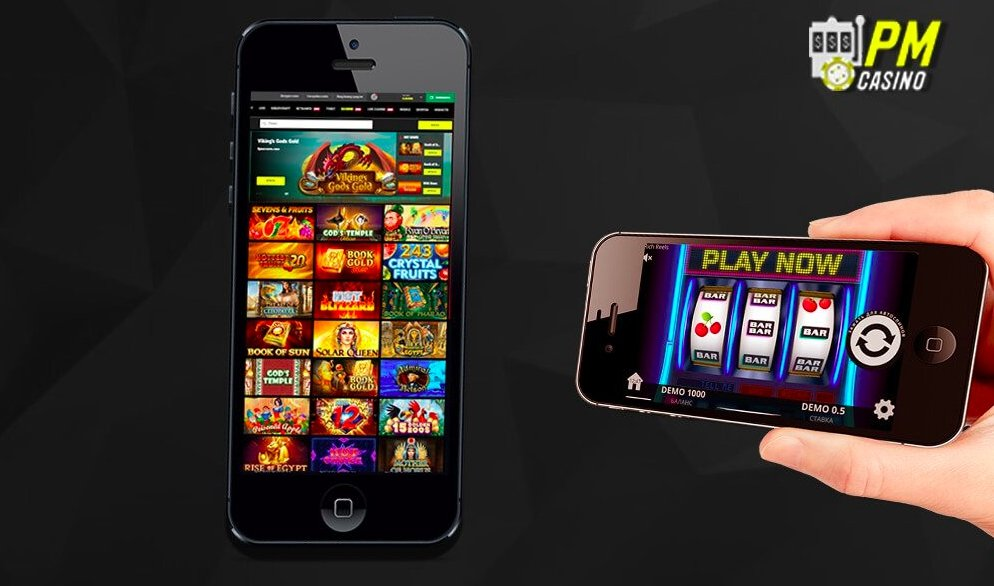 Mobile gaming from PariMatch casino